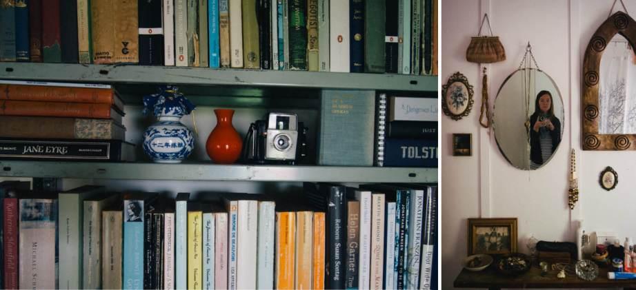 books mirror